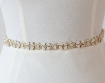 "Jaxie ""Rosie"" Bridal Belt"