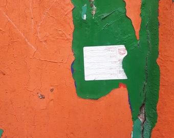 Abstract Photo - Doorway