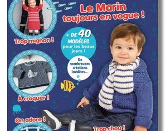 Catalog tender baby number 2-50 knitting patterns