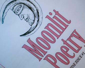 Moonlit Poetry Zine