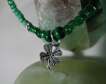 Celtic Clover Bracelet