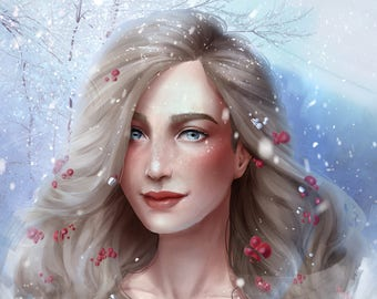 Winter Wonderland Woman Collection