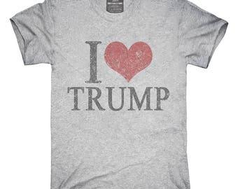 I Love Trump T-Shirt, Hoodie, Tank Top, Gifts