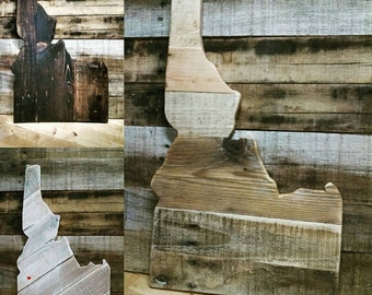 Pallet Wood, Reclaimed Wood, State