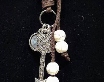 Arrow Lariat Necklace