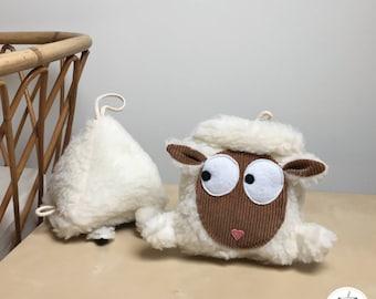 Toy sheep - handmade
