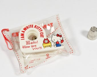 1976 Hello Kitty Tape Dispenser Sanrio