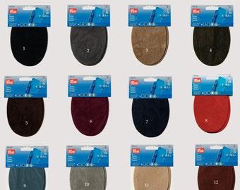 Elbow Pad quality, imitation suede 9 x 13, 5 cm