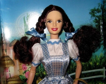 The Wizard Of Oz Dorothy & Toto Barbie Doll by Mattel # K8682