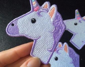 Unicorn Emoji patch