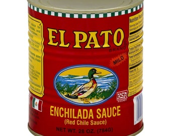 Cinco de Mayo fiesta El Pato cans(set of 4) Large 28oz