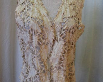 Womans 70s/80's  Vest