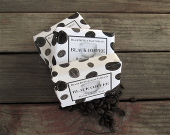 BLACK COFFEE Soap