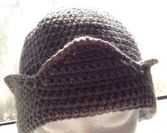 Crocheted Jughead Hat