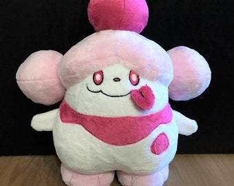 Pokemon Inspired Slurpuff Plush