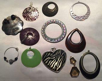 Pick 2 pendants for necklaces