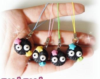 Kawaii Charms, Cute Charms, Anime Charms, Polymer Clay Charms, Clay Jewelry, Kawaii Anime, Anime Gift, Kawaii Gift, Cute Clay Charms