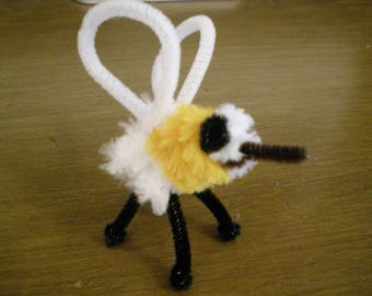 Pipe cleaner Cutiefly