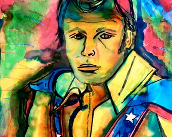 Evel Knievel Paintings For Sale