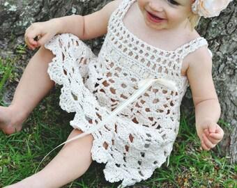 Crochet Baby Dress Pattern Crochet Toddler Dress Pattern Crochet Girls Dress Pattern Crochet Coverup Pattern Crochet Sundress Pattern