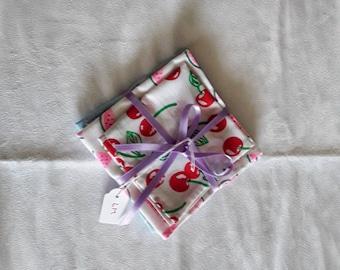 Fabric tissues
