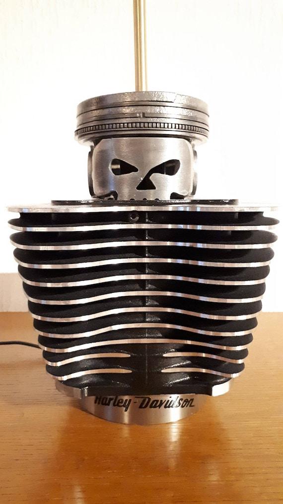cylindre harley et piston chevrolet bel air 1957 d coration. Black Bedroom Furniture Sets. Home Design Ideas