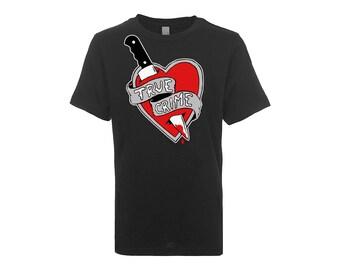 TRUE CRIME T-Shirt