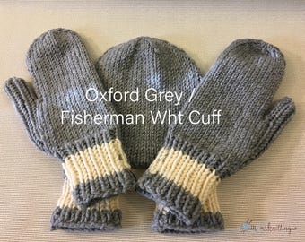 Hand Knit Couples Hand Holding Banded Mittens, Hand Holding Mitten for Two, Lovers Mitten Winter Knit, Couples Mitten, Warm Knit Mittens