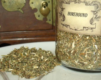 Horehound Herb~Healing~Planet Mercury~Element of Air