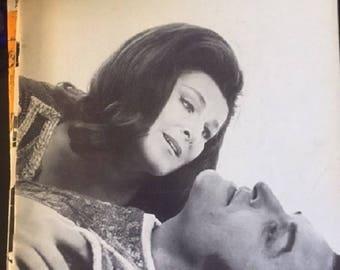 Opera News December 18, 1971 Tristan and Isolde Birgit Nillson Cover