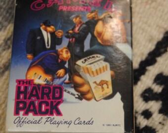 Camel Playing Cards/Joe Camel/1991