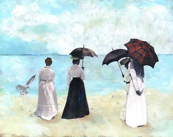 Sea Breeze - Original Painting
