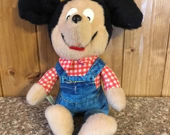 Vintage Walt Disney Stuffed Doll