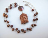 Buddha and The Pearls Nec...