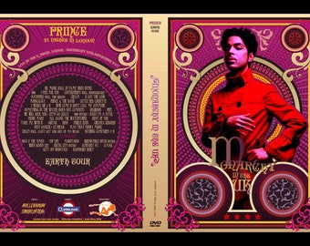 Prince Monarchy in The Uk DVD Movie