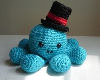 Blue Octopus