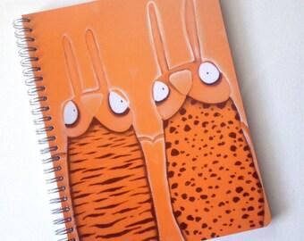 Notebook A5 blank sketchbook notebook