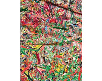 iCanvas Untitled 14 Gallery Wrapped Canvas Art Print by Mark Lovejoy