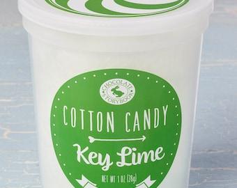 Key Lime Cotton Candy