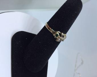 14 K Bee ring ( Free Shipping )