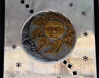 CRESCENT MOON SUN