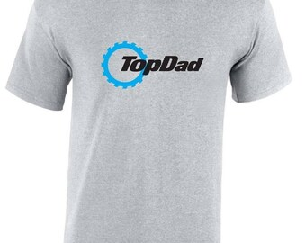 Top Dad Fathers Day Grandad Best Gift Present Souvenir Daddy T shirt Tee/Top