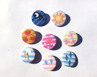 SALE - My Little Pony Pins
