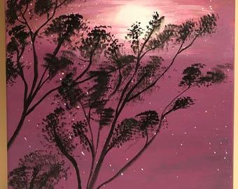 Whispering Night Wind
