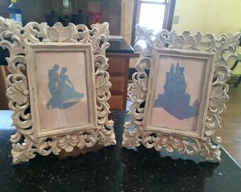 Cinderella Silhouettes