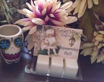 Peppermint Fluff Soy Wax Tarts