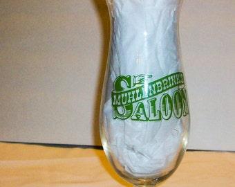 Vintage Muhlenbrink Saloon Glass  Underground Alanta  BX2   198678975