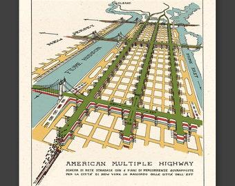 NEW YORK - American Multiple Highway