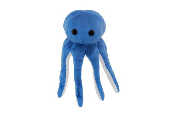 Octopus Plush Toy Sewing Pattern PDF Tutorial Instant Download