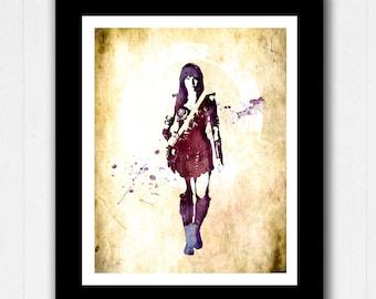 Xena Warrior Princess - Printable Download